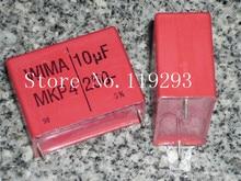 [BELLA]German Red Weimar MKP4 250V10UF pitch 38m–10pcs/lot