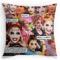 Cool Art Design Bianca Del Rio  Pillow cases (two sides) for 12 ''14''16''18'' 20''24'' inch free shipping