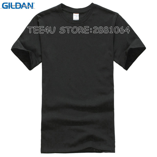 TEE4U Tops Summer Cool Funny Brand New T Shirts Men's Heavy Cotton ...