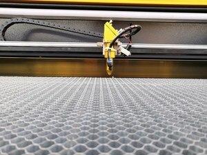 Image 5 - 9060 CO2レーザー彫刻機ruida reci 6090レーザー切断機220v/110vレーザーマーキングマシンdiy cnc彫刻機