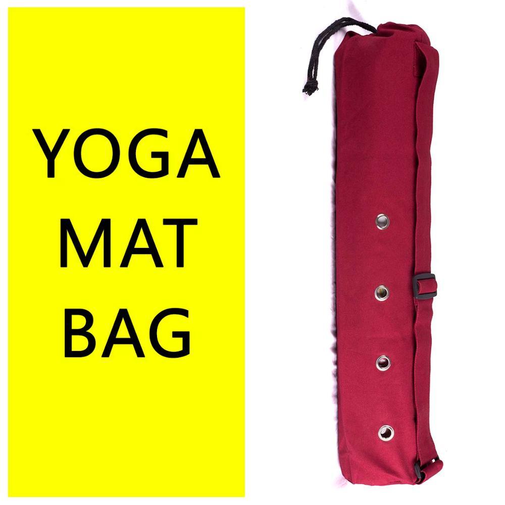 High Quality Canvas Yoga Mat Bag Free Shipping On