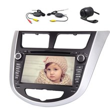 Wireless Camera Universal UI Disign 7 Inch Double Din Car DVD/USB/SD Player HD Multimedia Bluetooth Radio Entertainment Car Ster