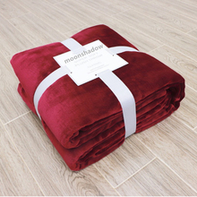 Winter Super Soft Blanket Flannel  Sofa Sheets Use Office Children Towel Travel Fleece Portable Car Cover
