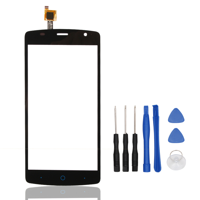 Vannego Original Touch Screen for ZTE Blade L5 Plus Pantalla Tactil Digiziter