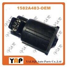 EGR VALVE EXHAUST GAS RECIRCULATION FOR FITMitsubishi Pickup Pajero Shogun V68 V78 L200 2.5 3.2L DiD L4 1582A483 1582A037 2005-
