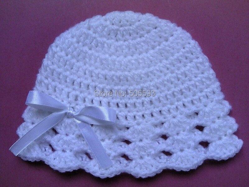 Increíble Patrón De Crochet Manta Bautizo Motivo - Manta de Tejer ...