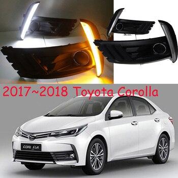 LED,2017~2018 Corolla daytime Light,Sport,Corolla fog light,Corolla headlight;vios,corolla,camry,Hiace,tundra,sienna,yaris фото