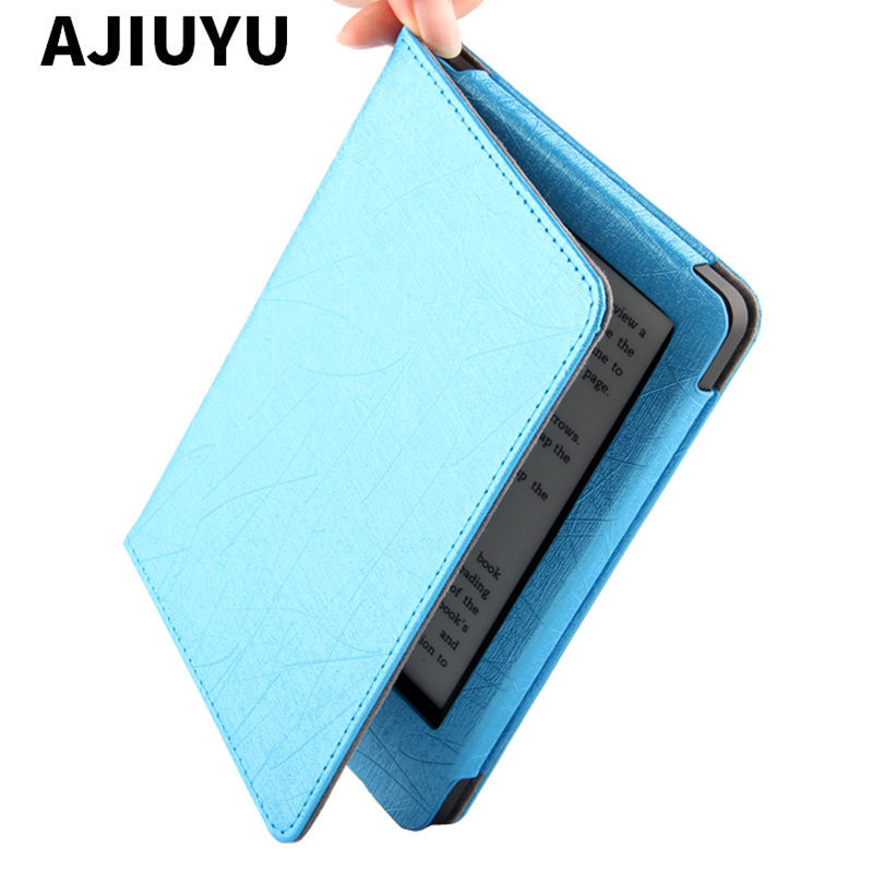 PU Leather Cover Case For Amazon Kindle 7th Generation New 2014 Ebook Reader 6 inch Protective Cover wp63gw Protector Sleeve digital playground stoya s deep sea adventures rabbit
