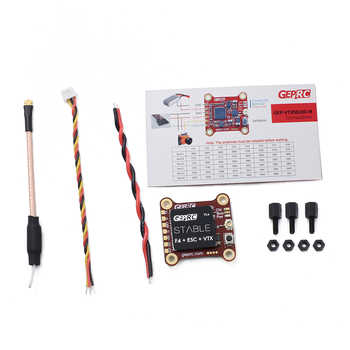 GEPRC RC Drone GEP-VTX58200-M Mini VTX 5.8G 48CH 0mW 25mW 100mW 200mW Switchable Video Transmitter for RC FPV Racing Quadcopter