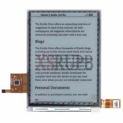 Новый 6 дюймов ED060SCM (LF) T1 ЖК-экран для карманной книги сенсорный 622 читателя