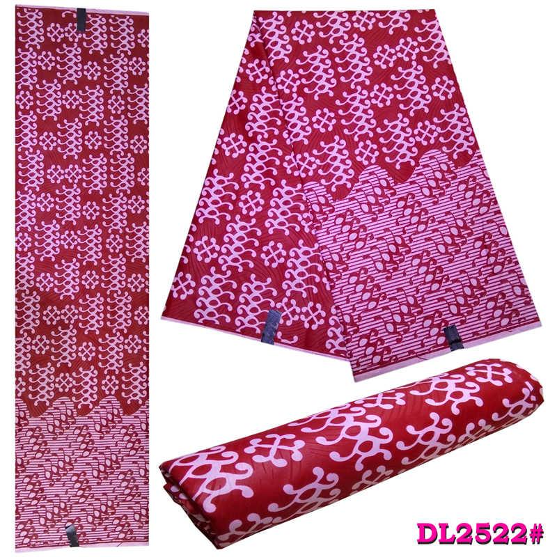 LIULANZHI neuesten afrikanischen stoff wachs druck nigeria stoff 2018 wachs material mix rot rosa wachs gedruckt stoff 6yards 13L270-13L291
