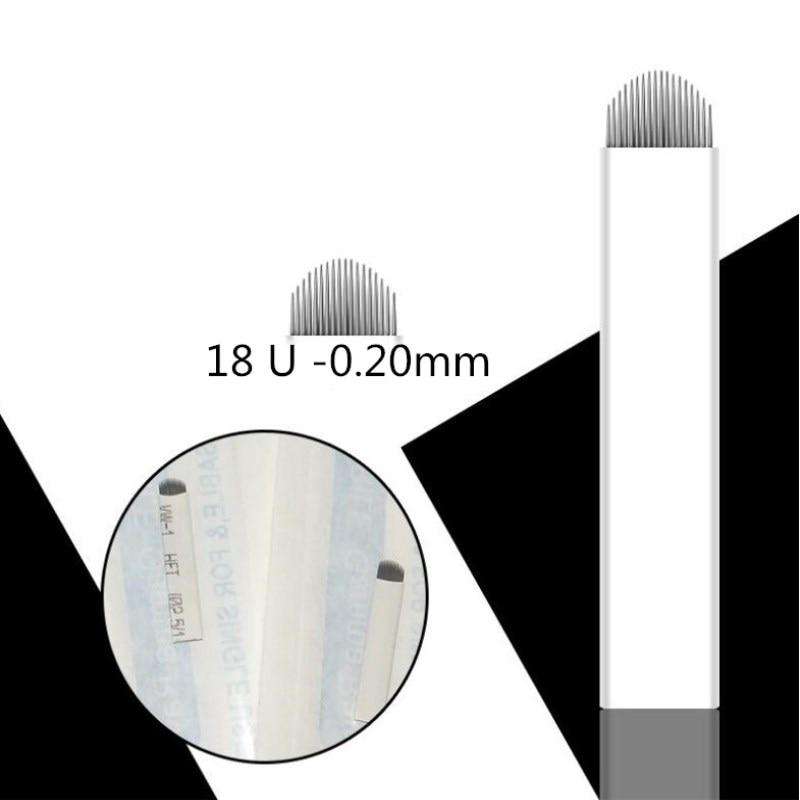 Hímző tű szelet penge típusú U tű hímzés - Tetoválás és testmûvészet