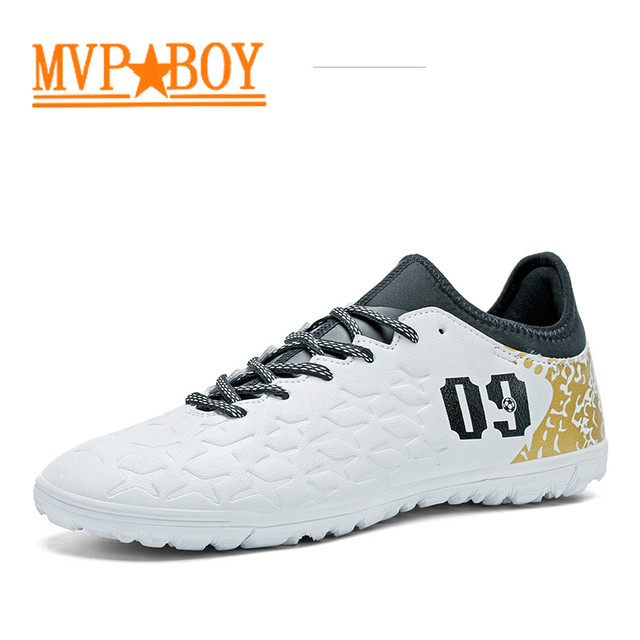 98d380f7cbe Mvp Boy durability Hot Sale sapatos masculino boy 11 football boots tn  insoles chuteira futsal primera