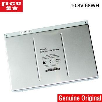 """JIGU A1189 MA458 Original Laptop Battery For APPLE MacBook Pro 17"""" A1151 A1229 MA092 MA611 MA897*/A MB166*/A 68WH"""