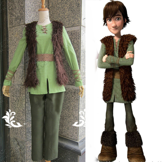 How to train your dragon hiccup cosplay costume in anime costumes how to train your dragon hiccup cosplay costume ccuart Gallery