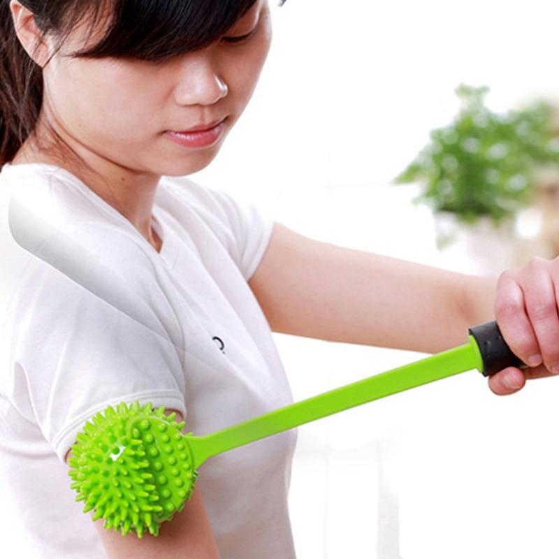 c15 Body Massager Cervical Vertebra Massage hammer Back Massage Stick Meridian Fitness SPA Instrument