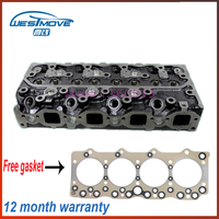 Cylinder Head For Isuzu 3 9L NPR GMC Chevy W Series Truck Diesel ENGINE 4BD2T 8