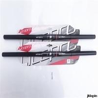 Litepro BMX Folding Bike Full Carbon Fiber Handlebar One shaped LP Carbon Pro 25.4*580mm Bicycle Handle Bar Straight Horizontal