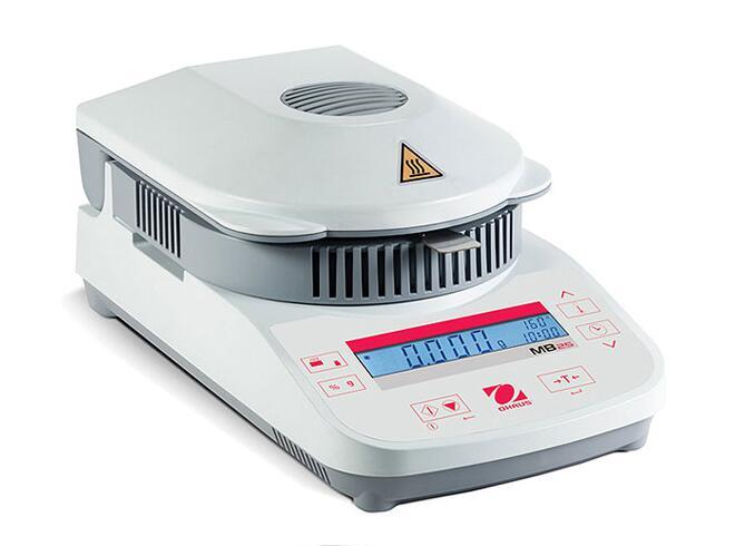 Удобный Управление влаги испытательного оборудования пятно Ohaus влаги Аппарат анализатор MB23