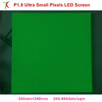 P1.875 ultra smaller distance pitch LED board for high defination led video wall led display