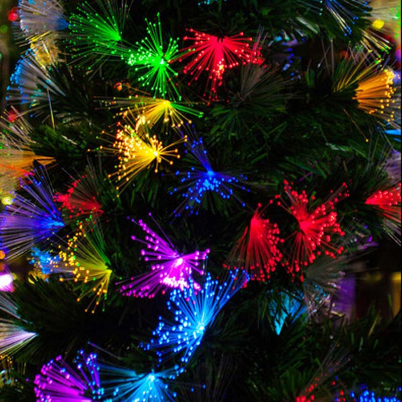 Fiber Optic Christmas Tree Topper