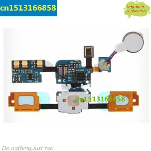 5 штук в партии Новый Главная Кнопка для samsung Galaxy S GT-I9000 мобильный телефон шлейф лента ремонт Запчасти