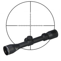 PPT New Tactical 2 8X36 2X 8X Magnification Rifle Scope For Hunting CL1 0313