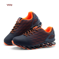 Men Running Shoes Unisex Spring And Autumn Breatable Sport Shoes Comfortable Sneakers Net Athletic Shoes Of