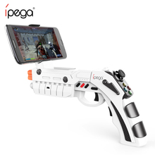 iPega PG 9082 PG-9082 Gamepad Trigger Controller Mobile Joystick Gun For Cellular Cell Phone Android iPhone Game Pad VR Console ipega pg 9082 pg 9082 bluetooth gamepad shooting ar gun joystick for android ios phone pc ar game controller