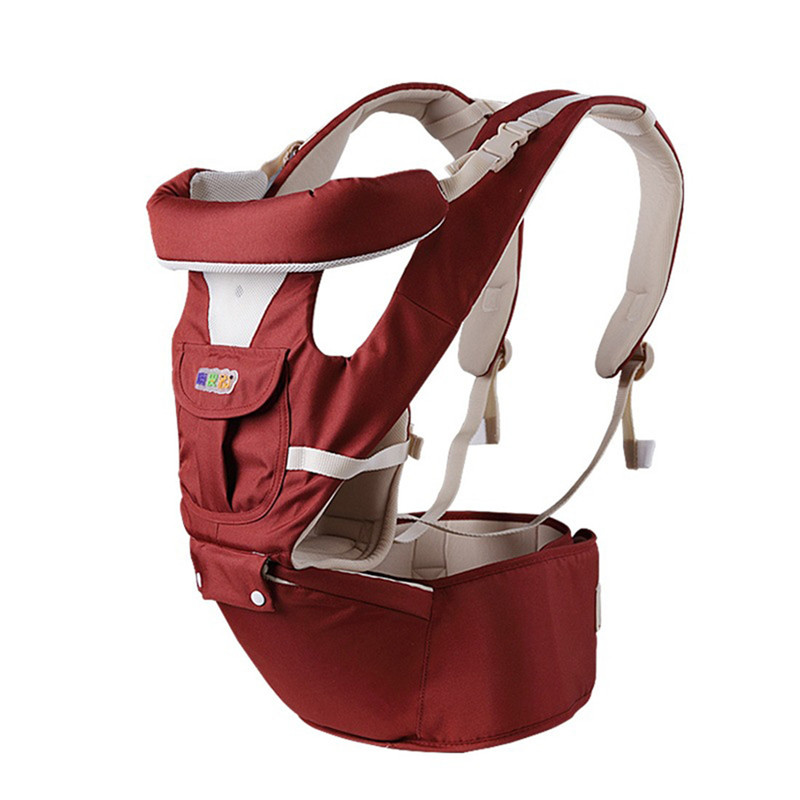 Baby Carrier Hipseat Baby Backpack Ergonomic Carrier 5 in 1 Multifunctional Baby Wrap Slings for Babies hot baby carrier infant hipseat backpack children s backpack multifunction slings for babies cotton baby hipseat mochilas pt427