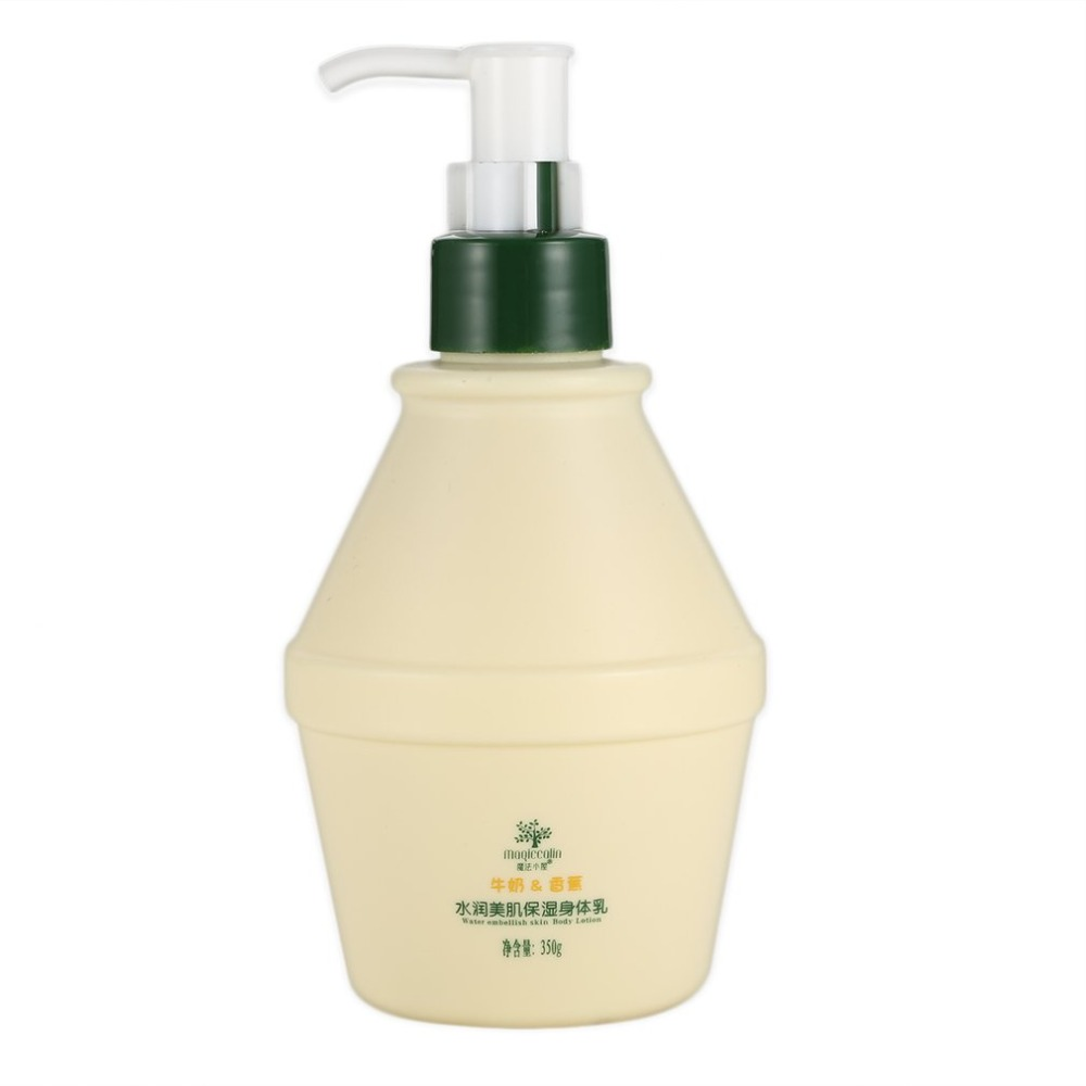 Milk Cantaloupe Smooth Water Lock Body Lotion 350g Skin Moisturizer Skin Body Lotion Moisturizing Cream Portable Body Care