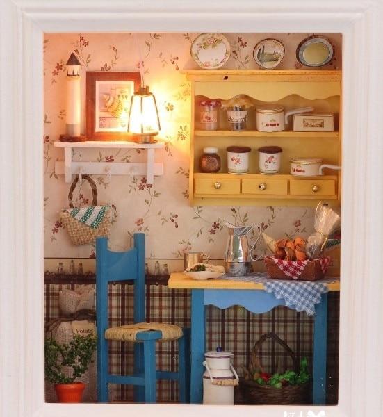Very Beautiful Handmade Doll Houses \