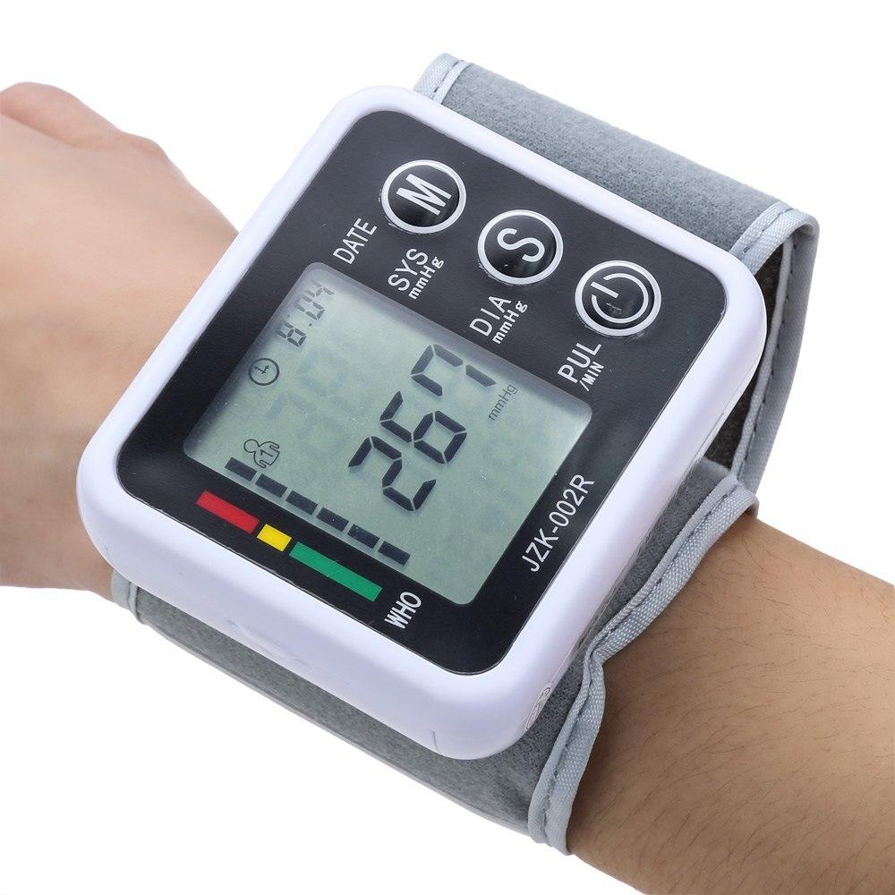 Irregular Pulse Wave Automatic Bluetooth Arm Blood Pressure Pulse Monitor Health Care Digital Upper Portable Sphygmomanometer