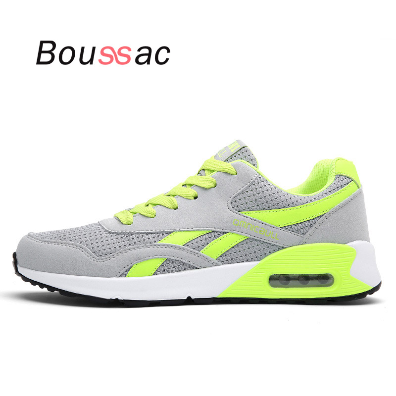 Lovers mesh cushion 2018 new running shoes men breathable non-slip men shoes women shoes spring summer