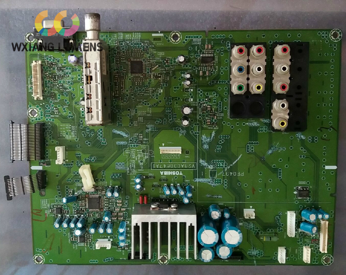 Projector Main Mother Board Control Panel fit for Toshiba 37X3300C V28A000647A1 LC370WU3
