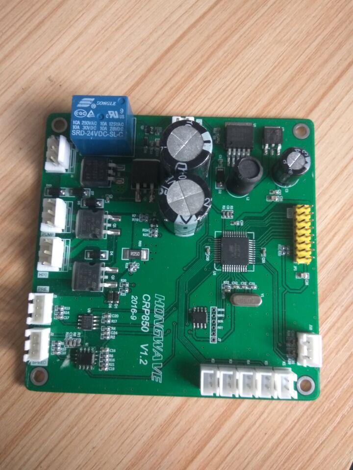 Carte de contrôle de testeur de pompe à rampe commune haute pression CRP850