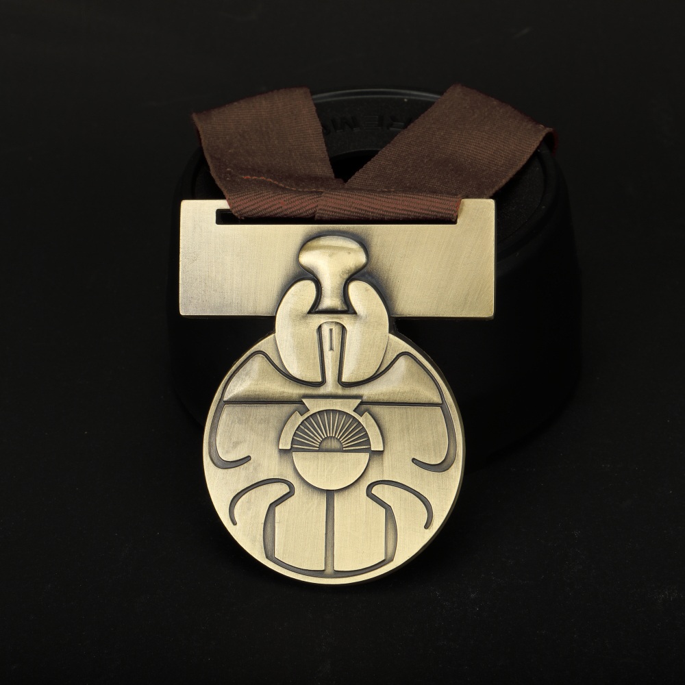 Star Wars Medal of Yavin Luke Skywalker Han Solo Chewbacca Medal Replica Alloy Star Wars Accessories Gift Souvenir (15)