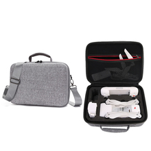 Newest Portable EVA Hard double-decker Traveling Pocket FIMI X8 SE UAV And Accessories Oxford Fast Receiving Box