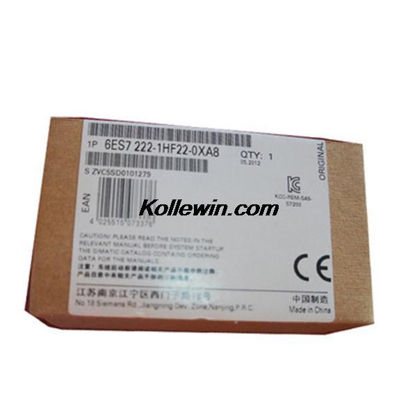 100% original and New, S7-200CN, EM221, 6ES7222-1HF22-0XA8, 6ES7 222-1HF22-0XA8,6ES72221HF220XA8, Free shipping free shipping s7 200cn em222 6es7222 1bf22 0xa8 6es7 222 1bf22 0xa8 6es72221bf220xa8 100