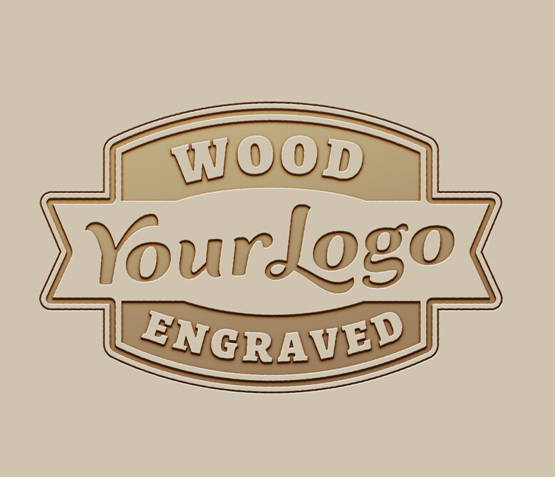 Your Logo is Welcome Logo Custom Engrave on Bamboo Wooden Watches Wood Box Logo Laser Engrave Fee OEM/ODM