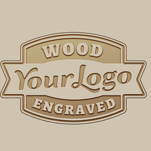 8d7d4b0e1a Your Logo is Welcome Logo Custom Engrave on Bamboo Wooden Watches Wood Box  Logo Laser Engrave