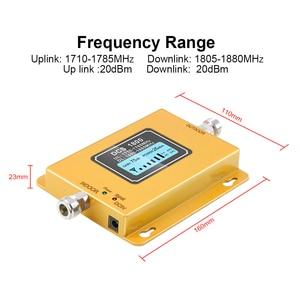 Image 3 - Impulsionador de lcd lte 1800, móvel com display de lcd, 2g/4g lte, dcs 1800mhz amplificador de telefone gsm, impulsionador de sinal