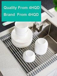 Składany stojak na odpady zlew na górze stojak na naczynia stojak na naczynia kuchenne stojak na naczynia kosz spustowy