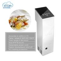 ITOP Electric Sous Vide Digital LED Screen Immersion Circulator Meat Beef Pork Cooker AU/UK/EU/UL plug