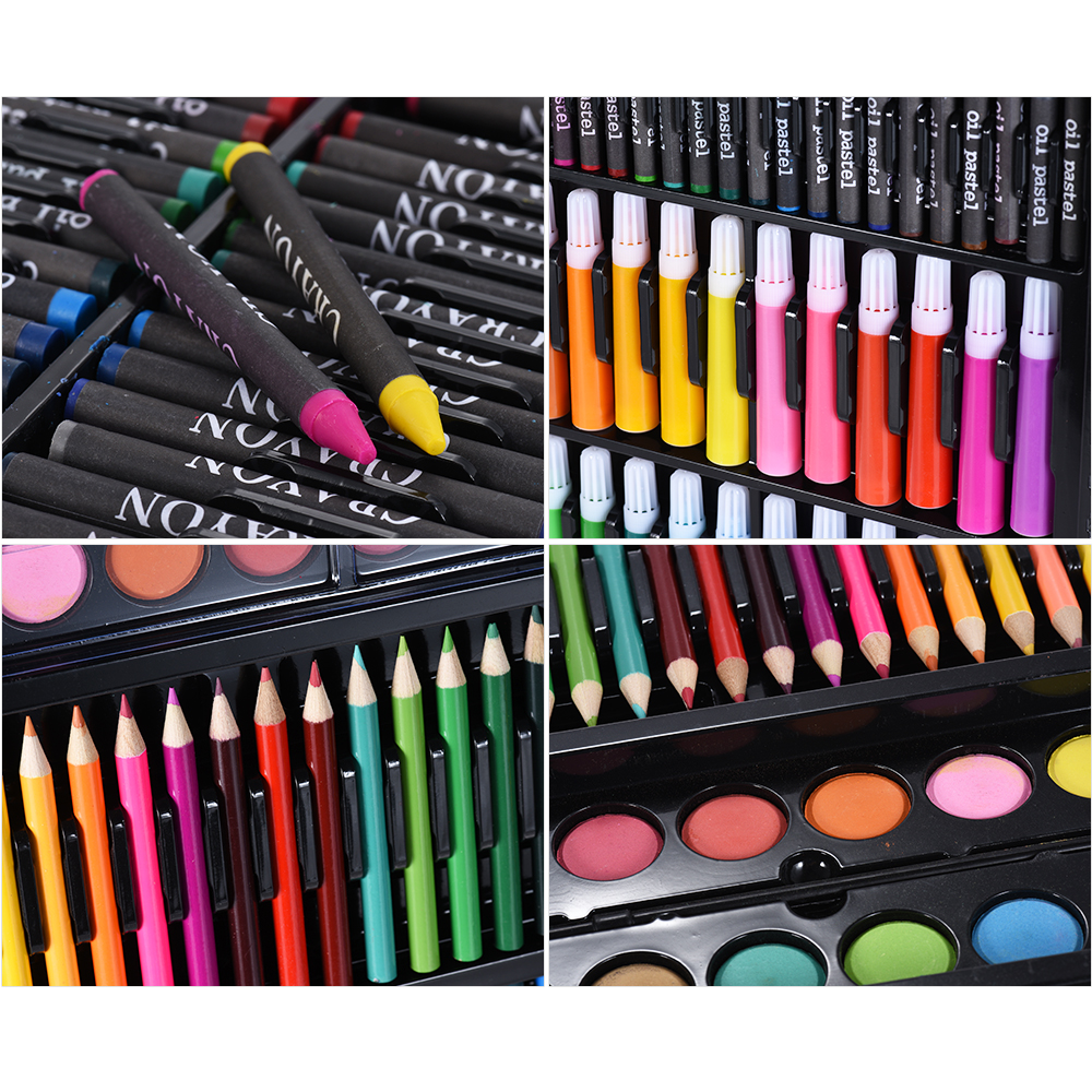 Crayola Pencil Design And Sketch Kit Golfclub