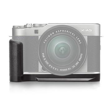 Meike XA5G Aluminum Alloy Hand Grip Quick Release Plate L Bracket for Fujifilm X-A3 X-A5