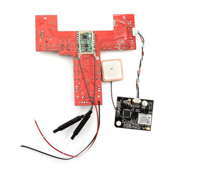 Original AOSENMA CG035 RC FPV Quadcopter Spare Parts Receiver Board With GPS For RC Drones Toys Accessories Accs Parts цена