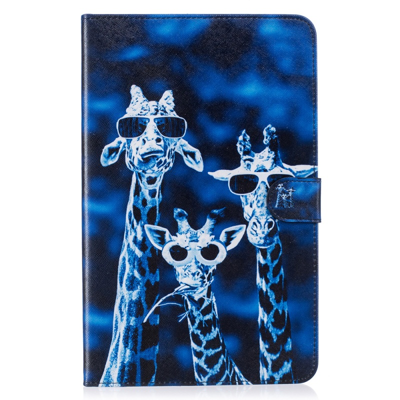 For Samsung Galaxy Tab A 10 1 2016 T580 T585 Shell Flip PU Leather Wallet Tablet