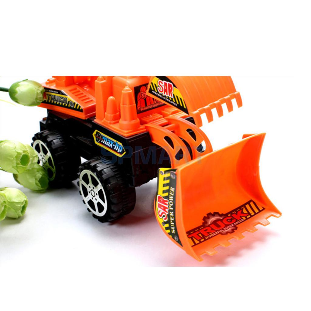 Digger Toy Us 6 48 24 Off Plastic Mini Excavator Construction Tractor Vehicle Digging Truck Model Digger Toy Simulation Excavating Machinery Kids Gift In