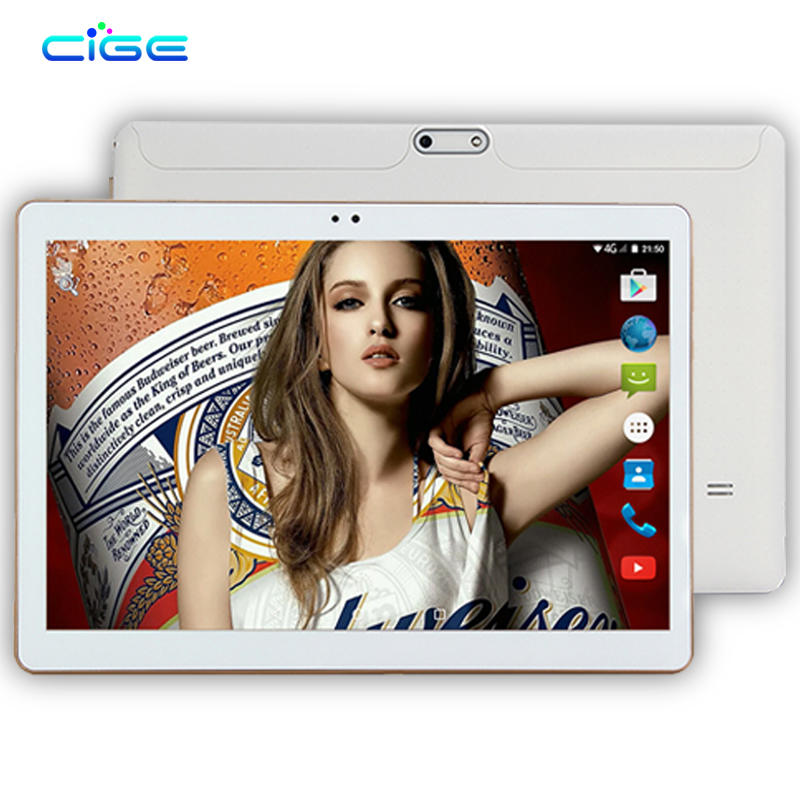 Phone Call 10.1 Inch Tablet pc Android 5.1 Original 3G 4G Lte Android 5.1 Octa core WiFi FM IPS LCD 4G+64G Tablets Pcs original 7 inch quad core android tablets pc ips lcd wifi gps bluetooth 3g phone call 1g 8g android tablet mini pad phone call